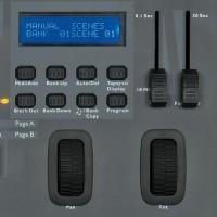 Showtec SM-16/2 32-kanálový DMX pult